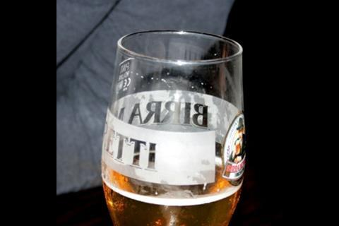 Building buys a pint ... for Magyar Marsoni architects